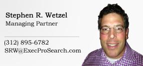 Stephen Wetzel